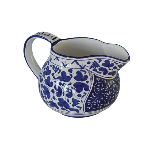 Pitcher 2 L by Pitcher 2l Usa Ceramiche Sambuco Mario