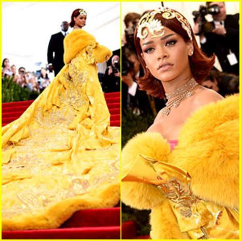 yif epic fail new year gala rihanna s met gala 2015 dress has the
