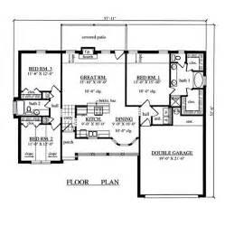 bedroom house floor plans level