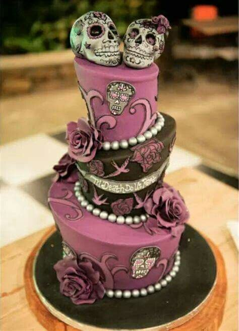 Hochzeitstorte Totenkopf by 788 Best Images About Day Of The Dead Wedding Cakes And