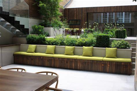 contemporary garden bench garden bench ideas landscape contemporary with contemporary garden garden bench