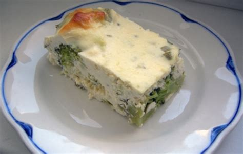 baked cottage cheese broccoli baked in cottage cheese vegetable meal