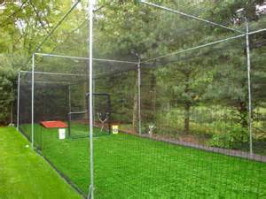 batting cage plans images frompo 1