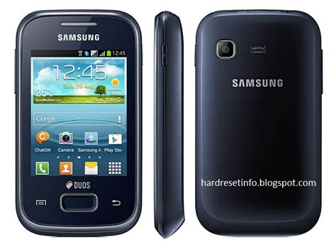 reset hard samsung galaxy young hard reset samsung galaxy y plus s5303 hardresetinfo