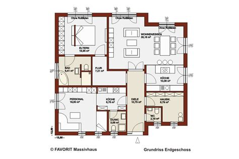 grundrisse mit zwei schlafzimmern attraktives wohnen
