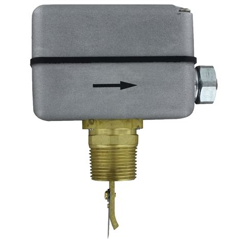 Water Switch Flow series fs 2 vane flow switch is an economical flow proving solution adjustable to fit one to
