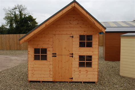 Playhouse Shed by Playhouses Gilmore S Garden Sheds Ni Metal Sheds Children S Playsystems Outdoor Rooms