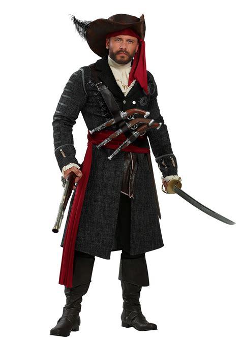Blackbeard Costume For Men | blackbeard costume for plus size men