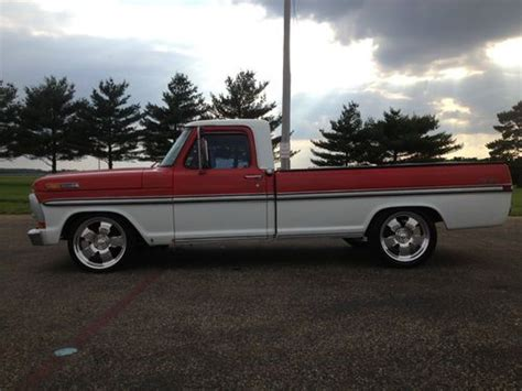 1970 ford f100 2wd regular cab for sale near summerville south carolina 29483 classics on purchase used 1970 ford f100 custom hot rod lowered pickup billet 20 s 3 videos 24 pictures in