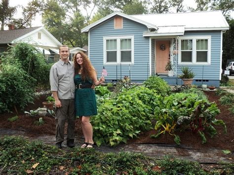 backyard farming blog victory orlando couple wins right to have front yard