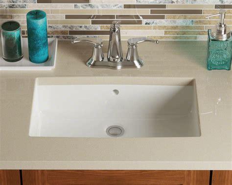 bisque bathroom sink u1812 bisque rectangular bathroom sink