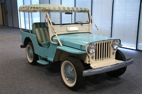 vintage jeep classic restored jeep collection heading to sema