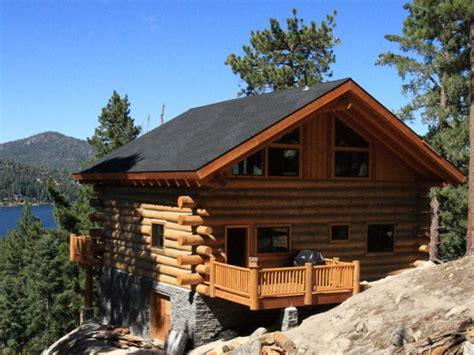 Swiss Chalet Floor Plans by Sierra Log Homes Log Cabin Kits