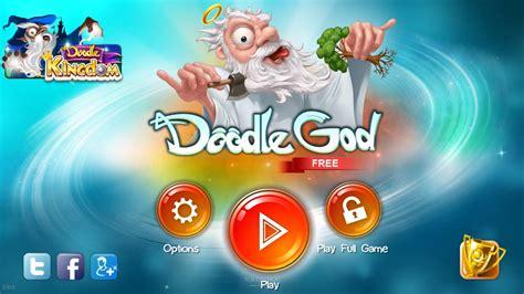 Doodle God For Windows 8
