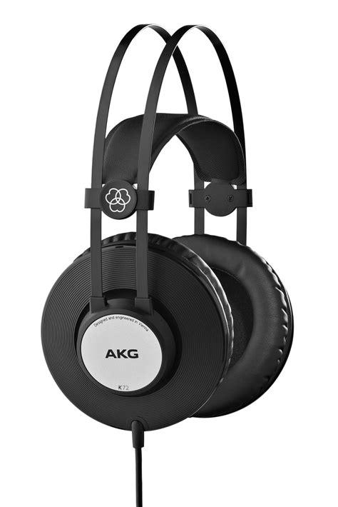 Akg K72 Headphone Studio Closed Back High End Pro Quality Monitor k72 closed back studio headphones akg acoustics