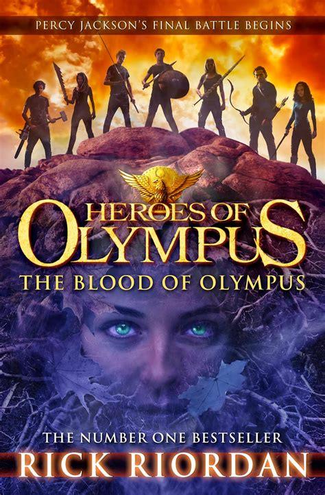 The Heroes Of Olympus heroes of olympus the blood of olympus by rick riordan