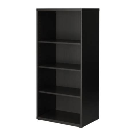 ikea besta bookcase best 197 shelf unit black brown ikea