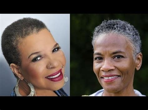 hairstyles for black women over 60 years old short haircuts black hair for older women over 50 video