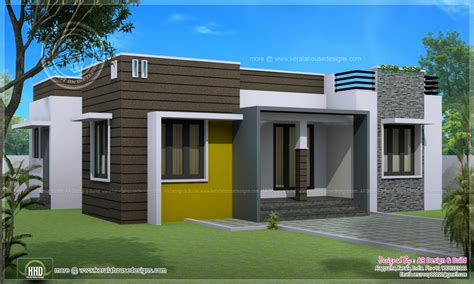 Home Design Yourself Two Floor Bungalow Designs Modern House