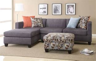 Sofa With Two Chaise 2 Piece Sectional Sofa With Chaise Design Homesfeed