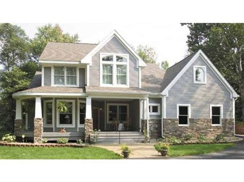 2 story craftsman farmhouse house plan 2 story traditional