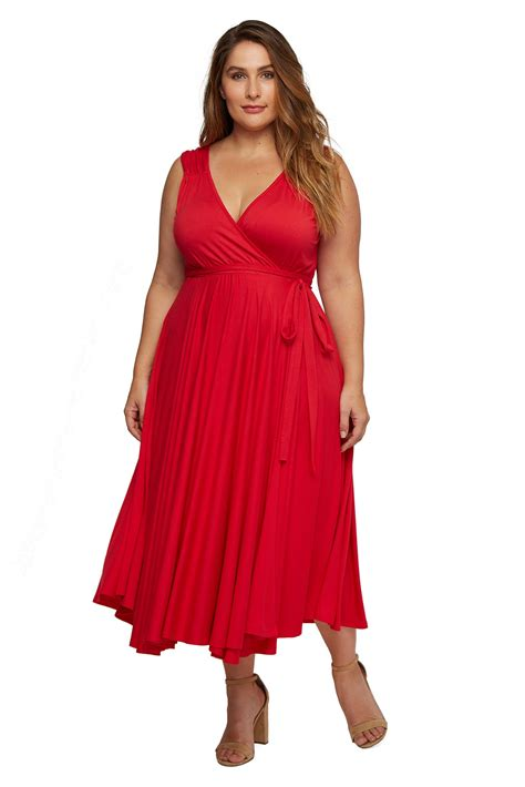 Dress Nella Maxi pally s plus size resort collection is all about transitional dressing stylish