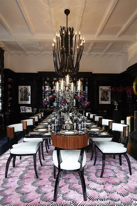 Dining Room Table Seats 12 tamara ecclestone shows off mansion in london s most