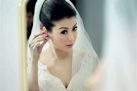 Make Up Wedding Susi Kleo inspirasi gaya tahun 20 an untuk pesta pernikahan di hotel