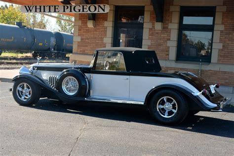 replica rolls royce 1931 replica rolls royce phantom 2 for sale in white