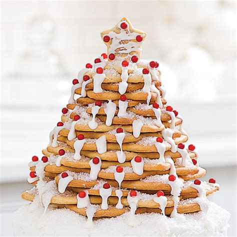 how to make cookie christmas tree cake for kids cookie tree cake