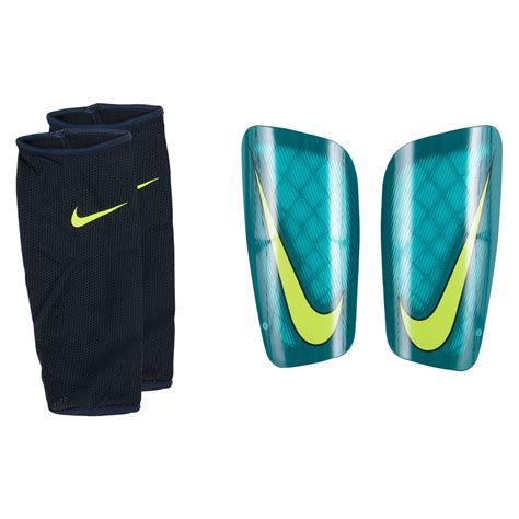 shin pads nike shin pads mercurial lite floodlights pack clear