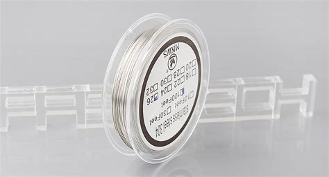 Stainless Steel 304 Wire 26 Awg Ss Kawat Not Kanthal For Vaporizer 1 5 94 authentic mkws 304 stainless steel resistance wire for rebuildable atomizers 26 awg 0