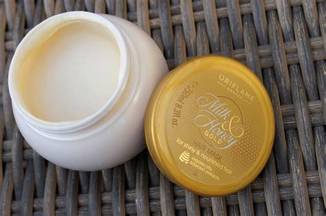 Masker Oriflame oriflame milk honey gold hair mask elegantic