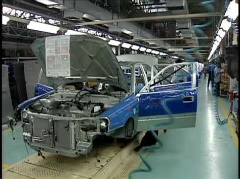 Audi India Factory by Hyundai Plant In India Verna Production Line Youtube