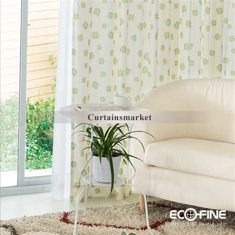 Eco Friendly Kids Or Teen Bedrooms Green Nursery Curtains Green Nursery Curtains