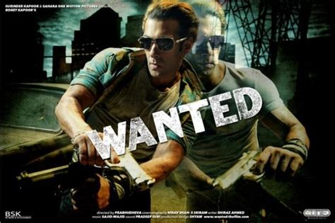 film india keren bindis and bollywood salman s wanted movie posters