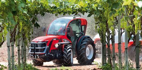 trattori cabinati antonio carraro tractors tgf ergit 100