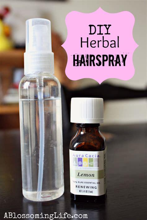 10 diy natural hair products the good the bad the ugly diy natural herbal hairspray a blossoming life