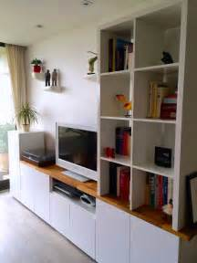 ikea tv cabinet hack tv unit from ikea metod kitchen cabinets ikea hackers