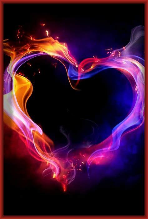 imagenes de corazones con fuego dibujos de corazones rotos a lapiz www imgkid com the