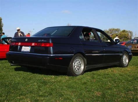 bat exclusive 1994 alfa romeo 164 ls bring a