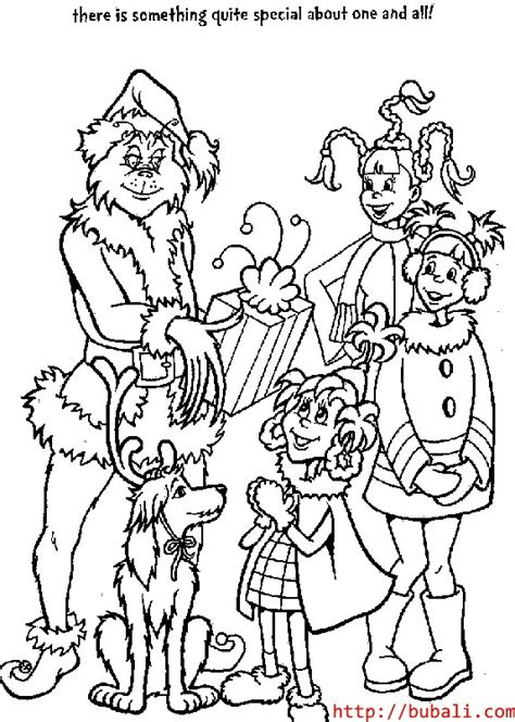 Free Printable Coloring Pages Of How The Grinch Stole El Grinch Bubali by Free Printable Coloring Pages Of How The Grinch Stole