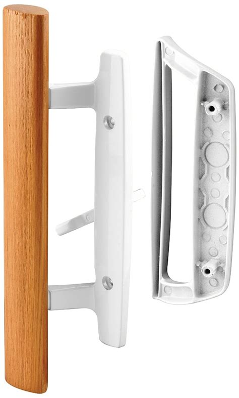 Sliding Patio Door Handles by Prime Line Products C 1204 Sliding Glass Door Handle Set 3