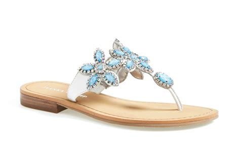 Blue Wedding Sandals For by Sandals For Weddings
