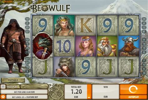 beowulf themes and symbols quickspin s beowulf slot is based on the epic poem