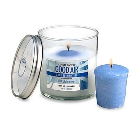 bed bath and beyond yankee candle buy yankee candle 174 good air odor eliminating candle