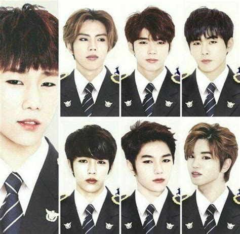 Kpop Infinite Handphone 1 infinite members photoshopped into uniforms korea fans infinite