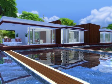 modern house with pool suzz86 s modern pool house