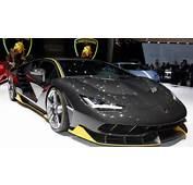2016 Lamborghini Centenario  Car Review Top Speed