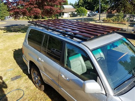 Roofrack Keranjang Simple simple diy roof rack ih8mud forum